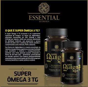 0a1d8eeac Blog » O Super Ômega 3 da Essential Nutrition está com nova fórmula!